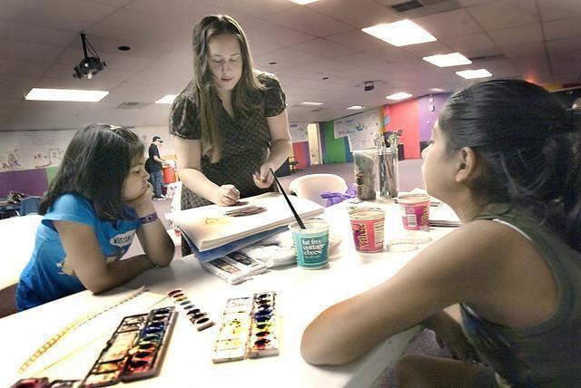 Teen boys start camp, church hopes to bring change