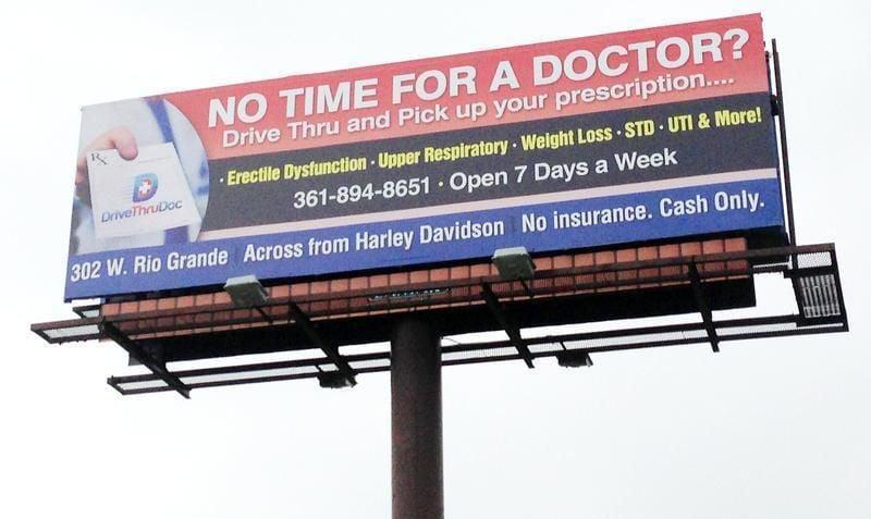 Drive Thru Doc raises concerns (video)