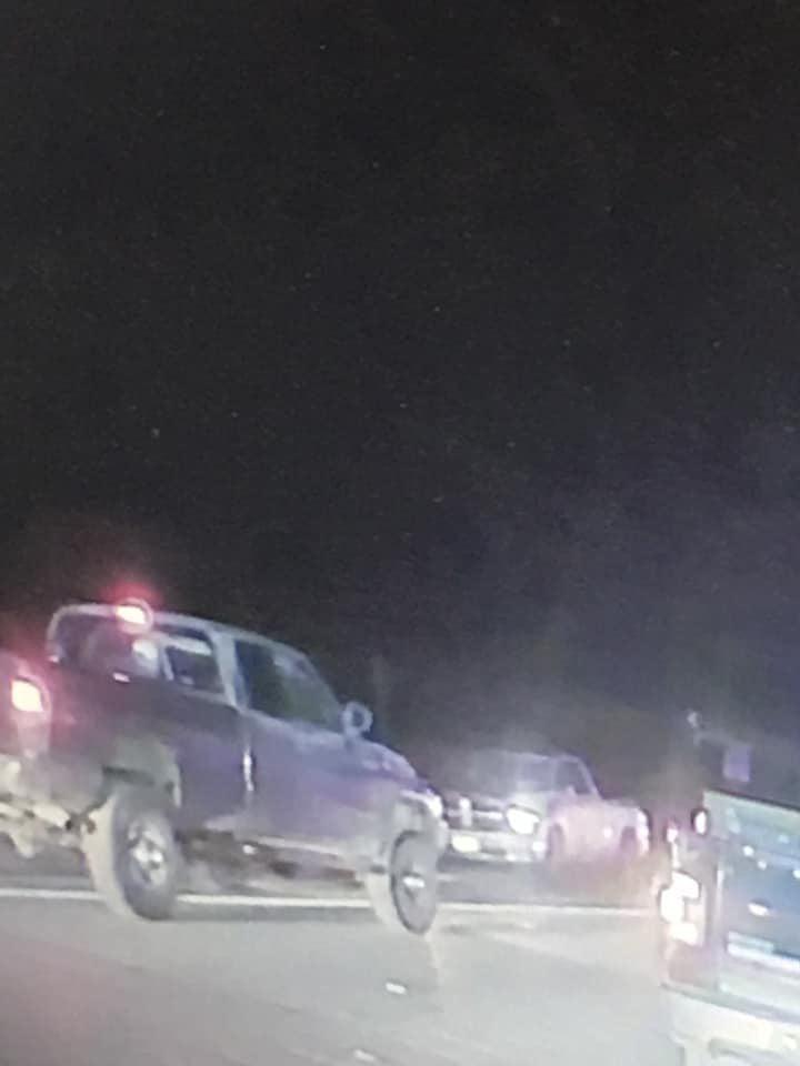 Calhoun County deputy struck by vehicle
