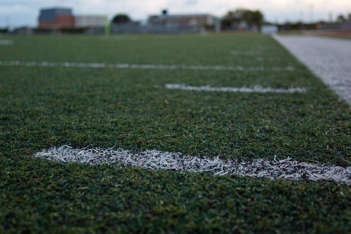 Memorial Stadium turf