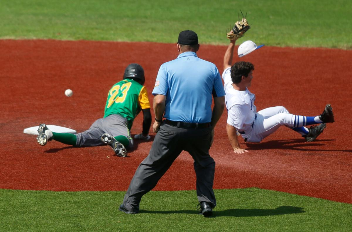 Yoakum vs. Bishop Baseball