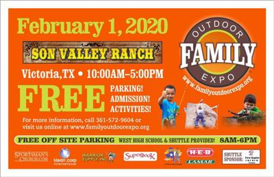 Family Outdoor Expo is coming up this weekend