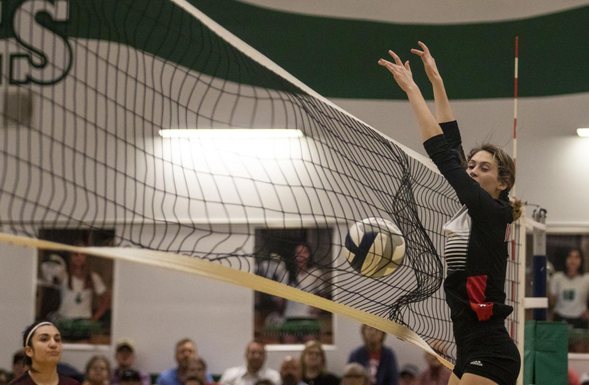 Victoria West vs. Calallen Volleyball