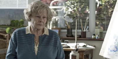 Judi Dench in a scene from 'Red Joan'