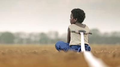 """Newcomer Maggie Mulubwa plays a nine-year-old accused of witchcraft in """"I Am Not A Witch"""""""