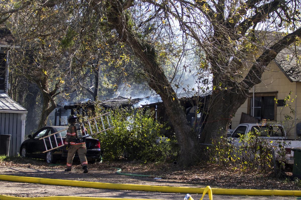 Troy Street House Fire