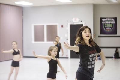 South Texas Strutters wins Best Dance Studio