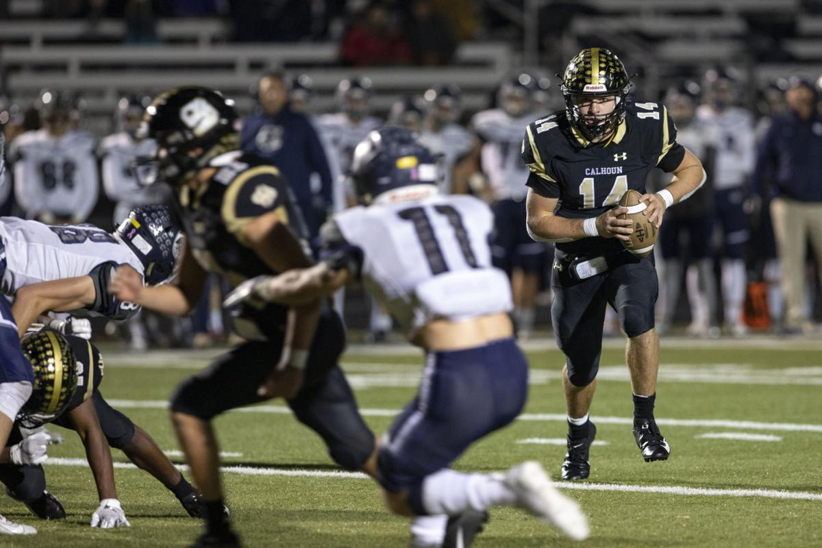 Calhoun's hopes dashed in loss to Boerne-Champion