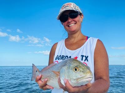 Bink Grimes redfish