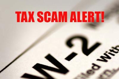 Tax scam alert