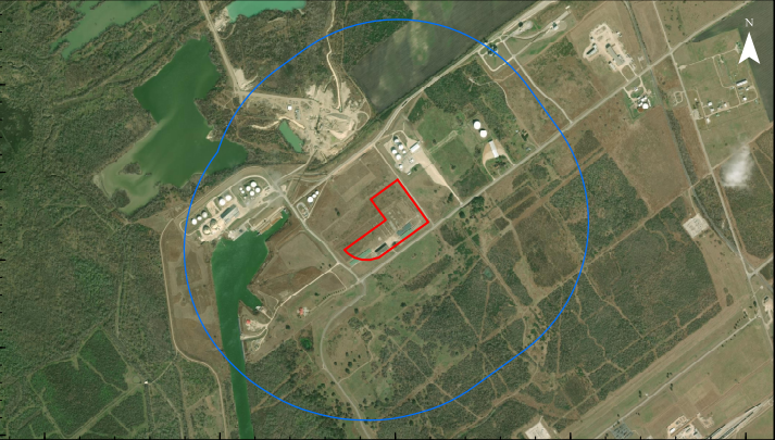 Zinc Resources proposed EAF dust recycling facility