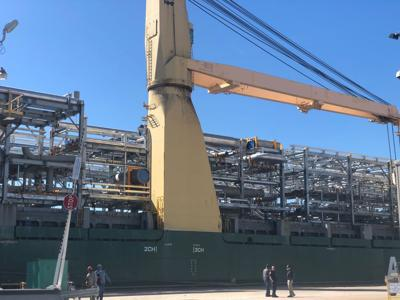 Calhoun Port Authority rejects RLB dredging bid