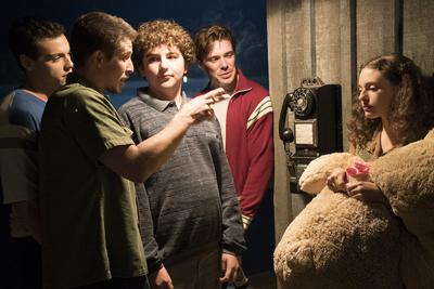 A scene from Jim Loach's coming-of-age drama 'Measure of a Man'