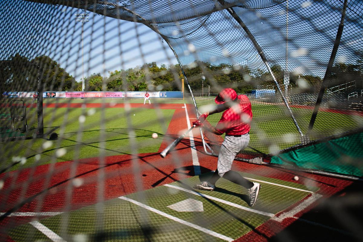 UHV Fall Baseball