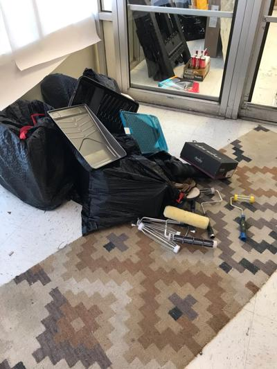Victoria Salvation Army Burglary