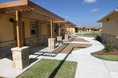 Gulf Bend's wellness community