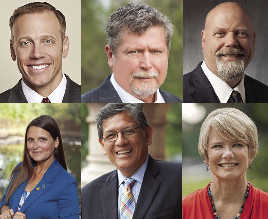 Texas Railroad Commissioner candidates