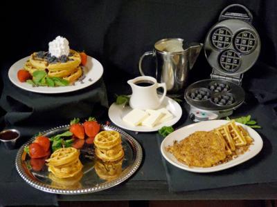 The versatile waffle
