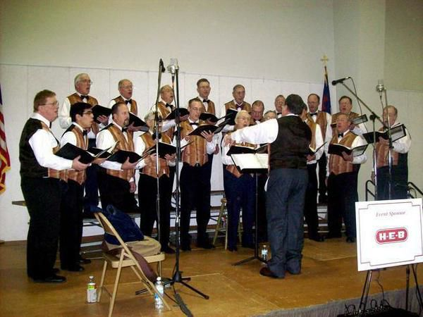 Toast of the Coast Barbershop Chorus