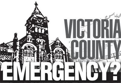 Victoria County Emergency?