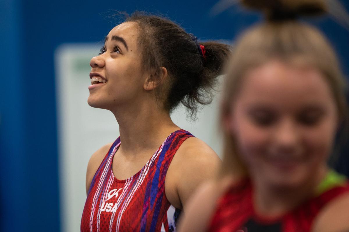 Gymagic gymnasts