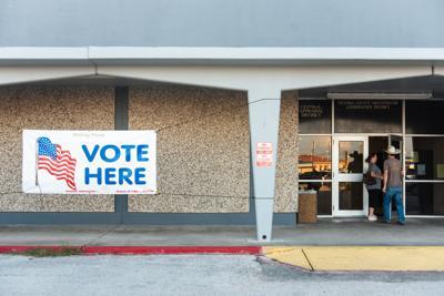 Victoria County voters