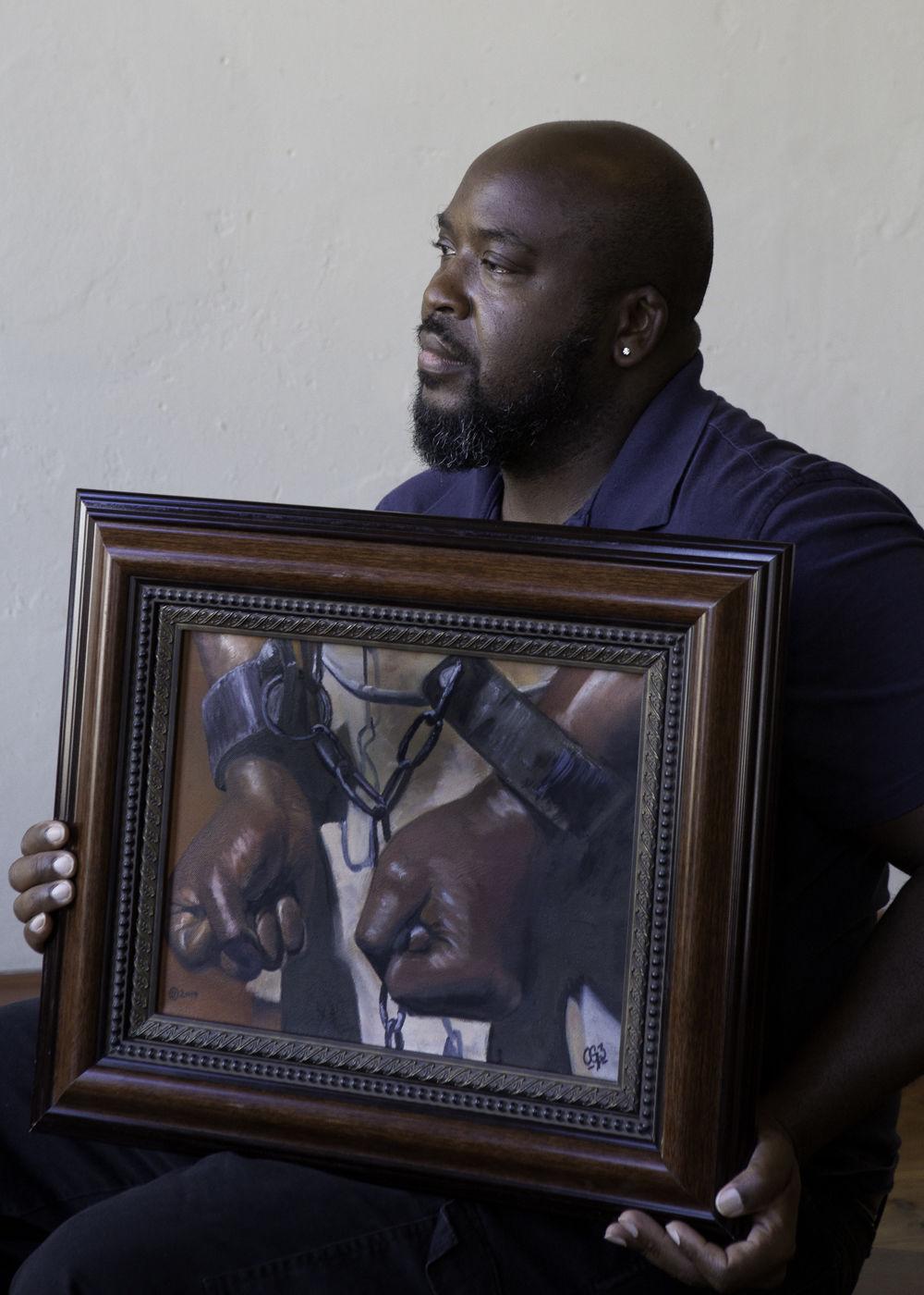 Artist Gene Grant to display his work at Hallet Oak Gallery