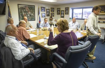 Calhoun Port Authority special meeting