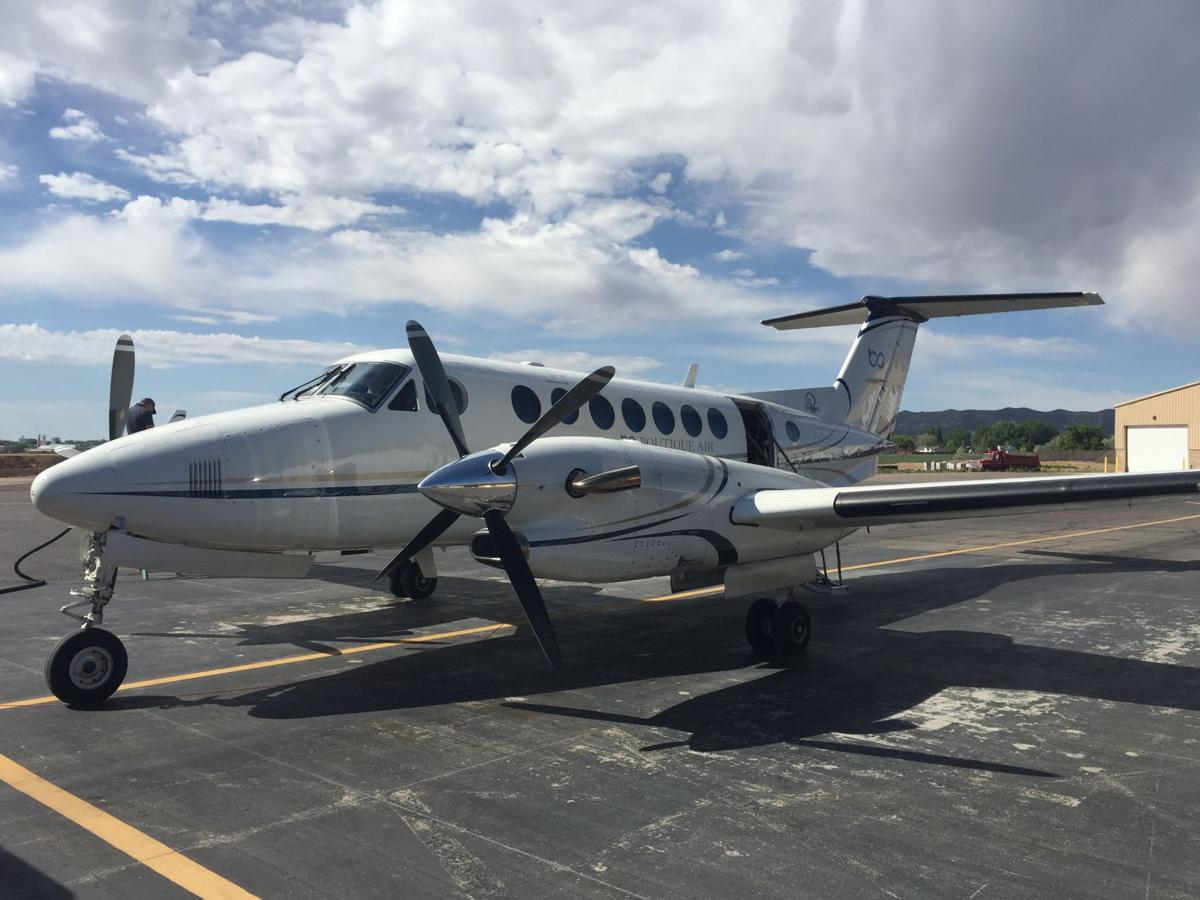 Boutique Air readies to take over contract at Victoria Regional Airport