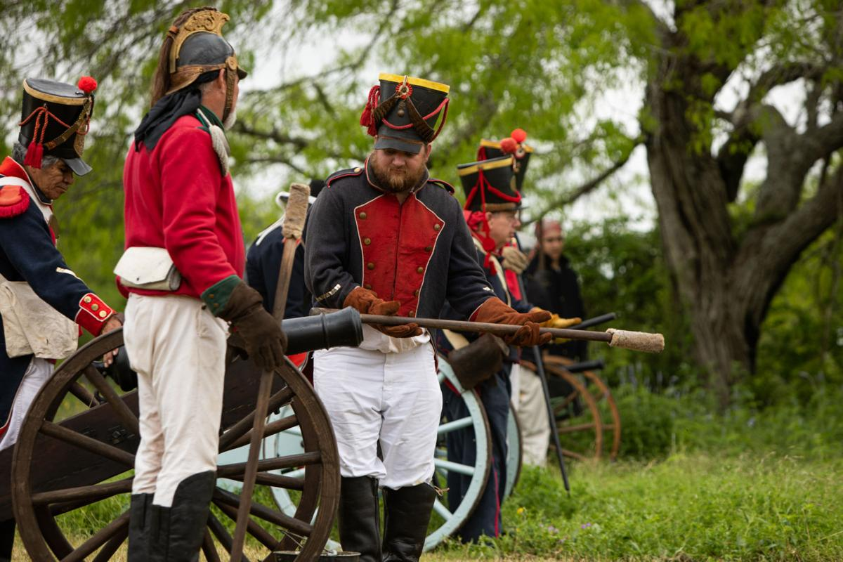 Goliad Massacre Re-enactment and Living History