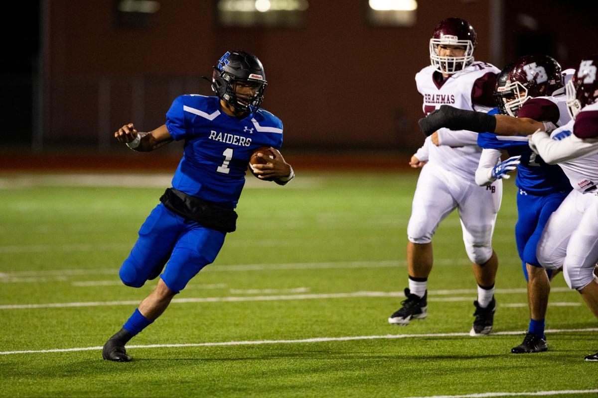 Hallettsville vs. Rice Consolidated Football