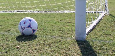 City soccer field