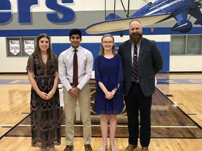 3 St..Joseph students recognized by National Merit Scholarship Program