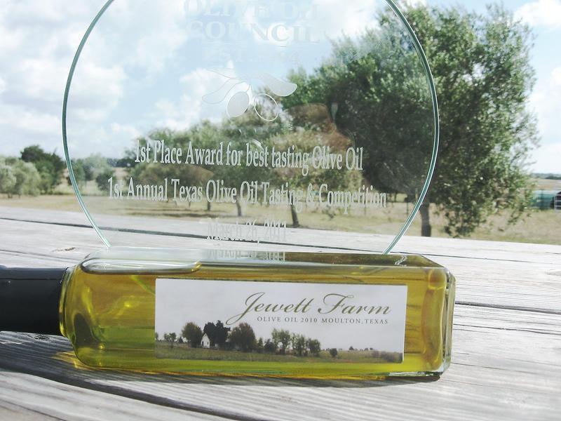 Lavaca County farm earns award for olive oil   Business