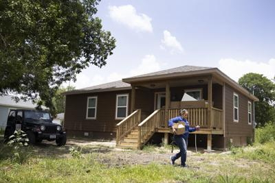 Victoria County Long-Term Recovery Group dedicates Placedo home