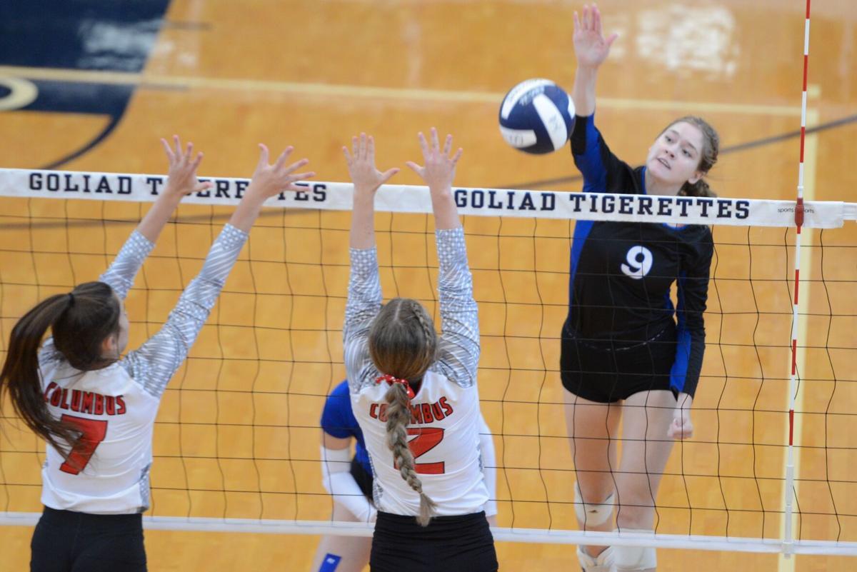 Goliad Volleyball Tournament