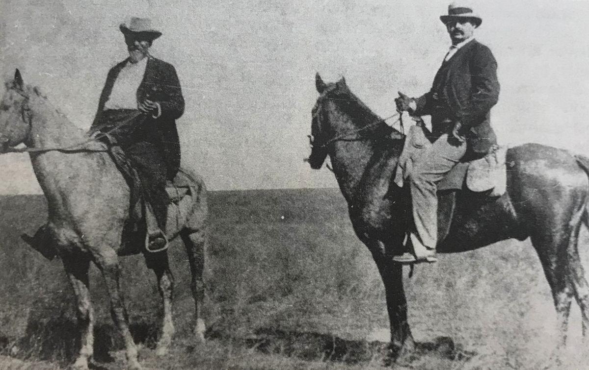 McFaddin ranchers