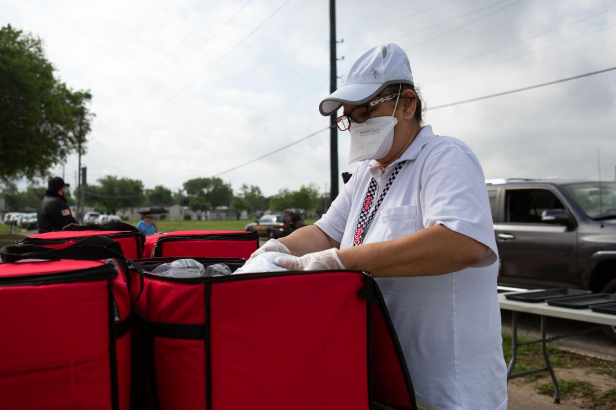 State officials to provide protective equipment to VISD