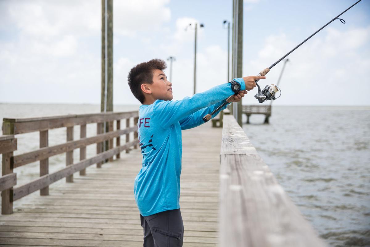 2018 Shrimpfest in Seadrift