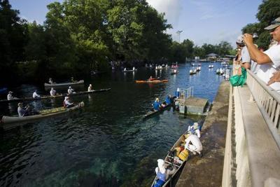 'World's Toughest Boat Race' competitors start endurance test