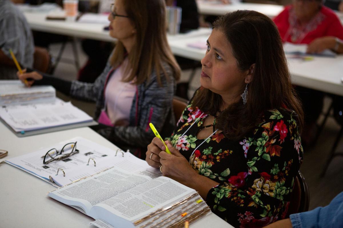 Emilia Benavides - Catholic Conference