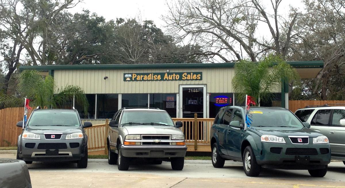 Paradise Auto Sales >> New Digs Paradise Auto Sales Business Victoriaadvocate Com