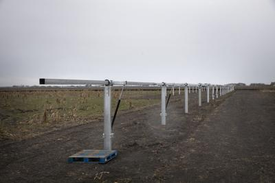 Planned solar farm could affect local farmers