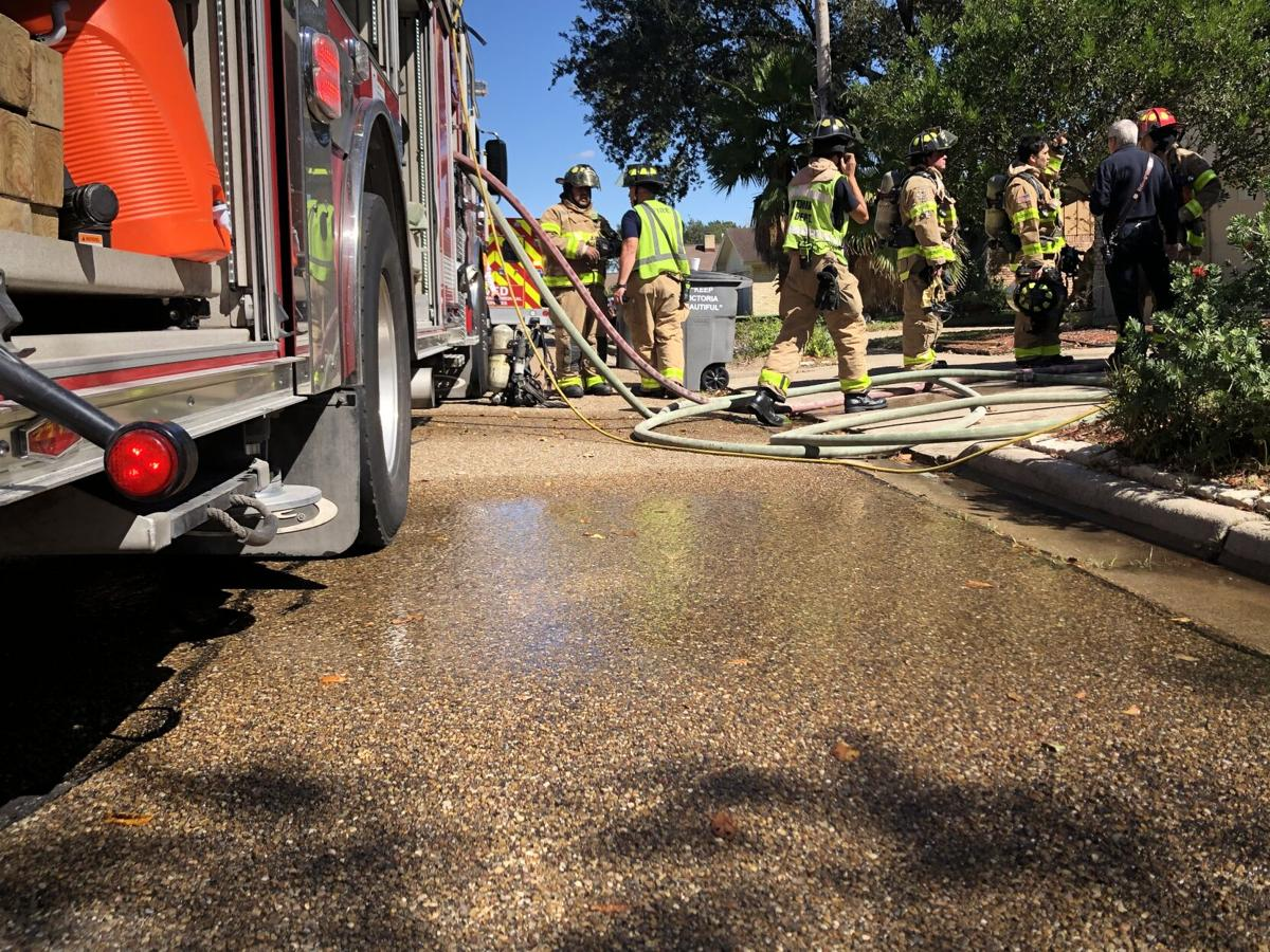 Firetruck water pools