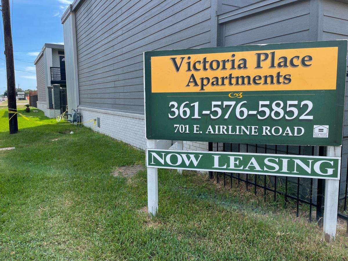 Apartment shooting in Victoria