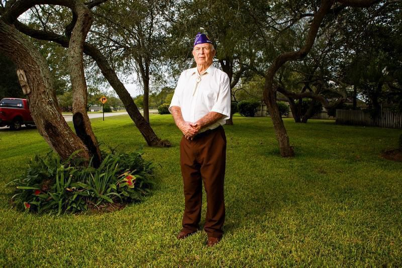 Photo essay: Purple Heart recipients talk about life after war