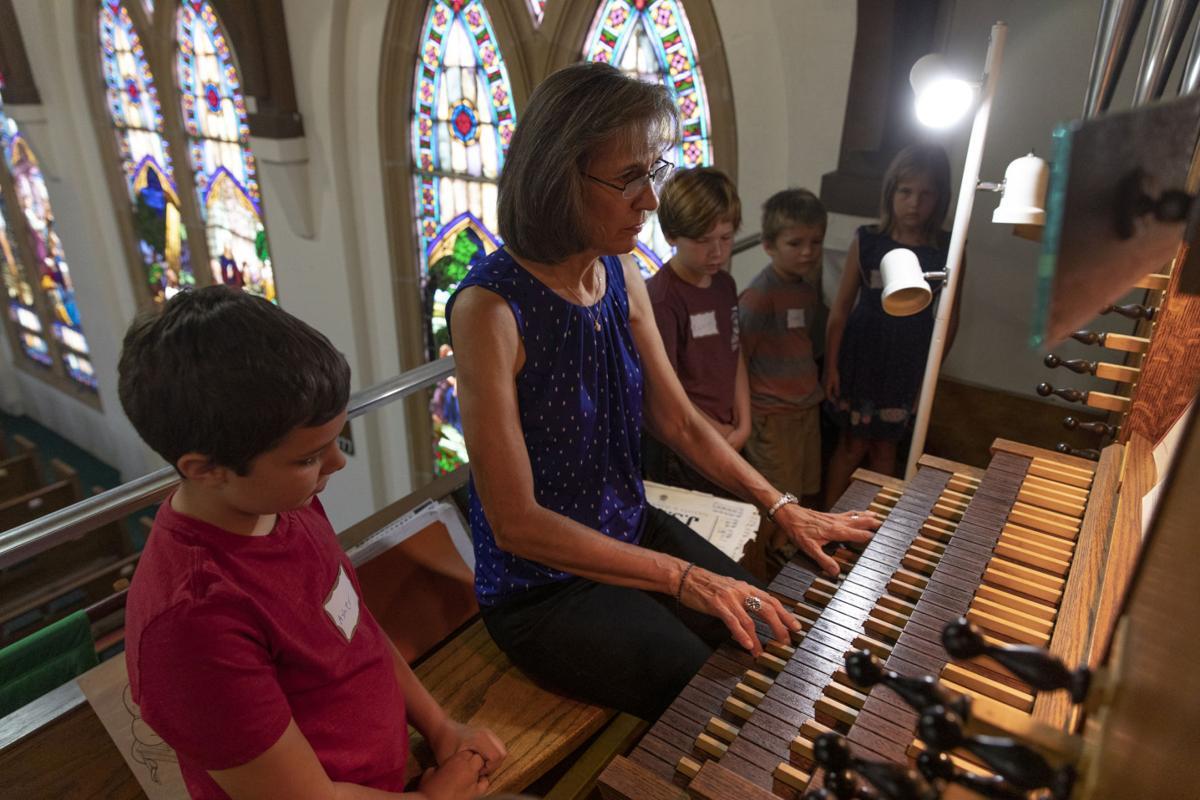 Summer Pipe Organ Experience