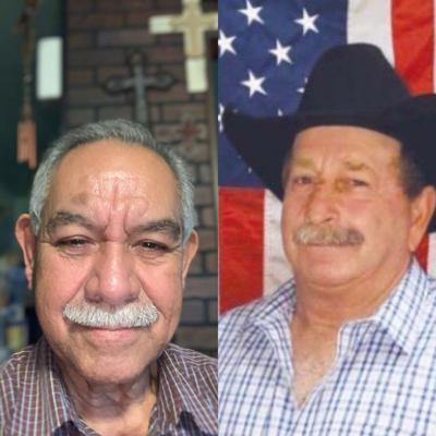Candidates for Refugio County commissioner, precinct 1