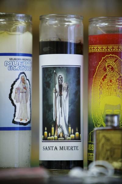 Santisima Muerte comes to Victoria | Local News