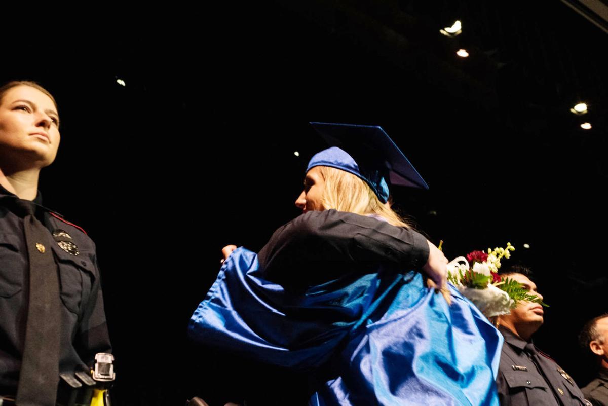 St. Joseph High School graduation